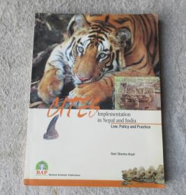 CITES Implementation in Nepal and India: Law, Policy, and Practice
