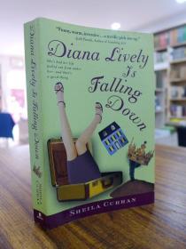 SHEILA CURRAN:Diana Lively Falling Down