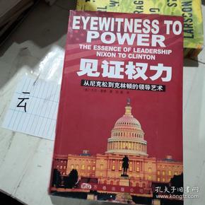 见证权力:从尼克松到克林顿的领导艺术
