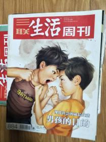 《三联生活周刊》201605,图文并茂(男孩的目的:现代社会的成长之惑专辑!)