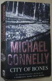 英文原版小说 City Of Bones (Harry Bosch Series) 平装 2002 by Michael Connelly  (Author)
