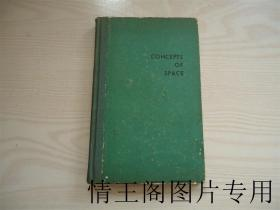 CONCEPTS OF SPACE(英文版)