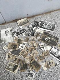 老照片大小尺寸四十多张。