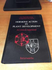 HORMONE ACTION IN PLANT DEVELOPMENT(激素在植物发展中的作用)原版英文