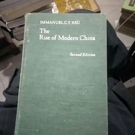 英文版 中国近代史