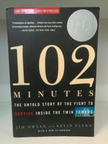 911 双子塔 102分钟 102 Minutes:: The Untold Story of the Fight to Survive Inside the Twin Towers (Times Books 平装版)(美国研究)英文原版书