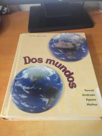 《DOS MUNDOS》THIRD EDITION(原版英文)16开 精装