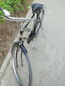 老永久 28自行车