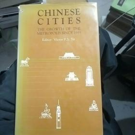 chinese cities the growth of the metropolis since 1949