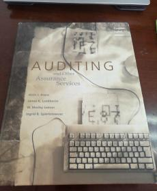 Auditing and other assurance services (加拿大)审计及其他担保服务  第八版