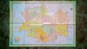 旧地图-德国(2005年1月1版北京4印)2开8品