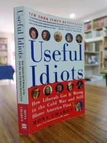 Mona Charen:Useful Idiots(莫娜查伦:有用的白痴-自由党推卸冷战中的错误)