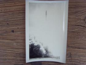 老照片:【※ 1982年9月9日,我国又成功发射一颗科学技术实验卫星※】