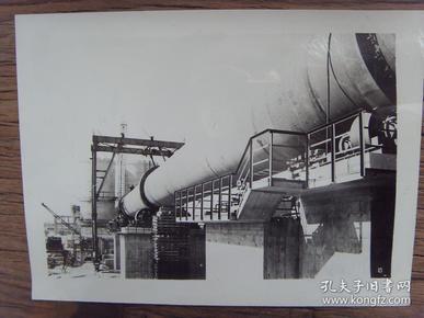 老照片:【※ 1982年,我国最大的水泥厂--河北唐山冀东水泥厂 ※】