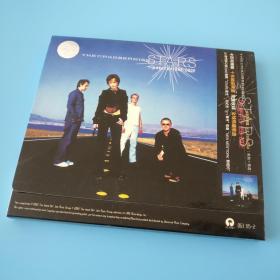 The Cranberries卡百利 小红莓乐队 CD精选专辑 《STARS》爱尔兰国宝级乐队 王菲