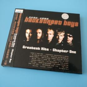 后街男孩 Backstreet Boys 精选CD《Greatest Hits: Chapter One》 音乐歌曲