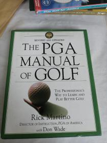 THE PGA MANUAL OF GOLF