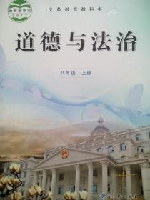 初中道德与法治八年级上册,道德与法治,教科版,道德与法治8年级上册,初中政治