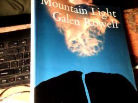 Mountain Light Galen Rowell   差不多九品     1W