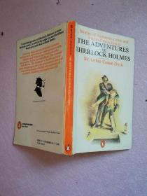 THE ADVENTURES OF SHERLOCK HOLMES福尔摩斯侦探小说选:英文【实物拍图】
