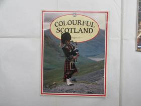 COLOURFUL SCOTLAND 多彩苏格兰