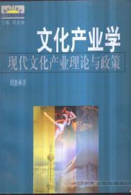 文化产业学:现代文化产业理论与政策