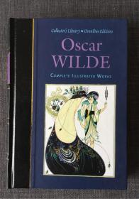 Oscar Wilde, complete illustrated works 王尔德全集 收藏家版本 Macmillan Collector's Library