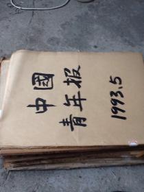 中国青年报合订本 1993.5
