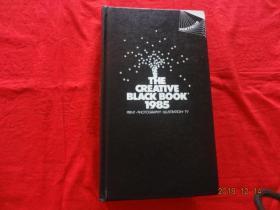 (英文原版)THE CREATIVE BLACK BOOK 1985[创作黑皮书1985]
