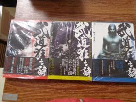 武道狂之诗1-3卷
