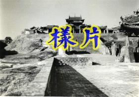 山西运城盐池新庙-地宝天成坊-海光(翻拍)