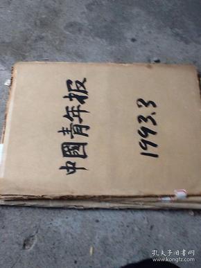 中国青年报合订本 1993.3