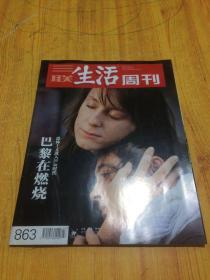 三联生活周刊2015年第47期总第863期(恐怖主义进入3.0时代:巴黎在燃烧)