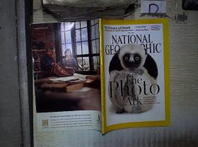 NATIONAL GEOGRAPHIC  APRIL  2016 。
