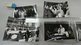 1990文化部,安徽省纪念《徽班进京200年》活动照片五种