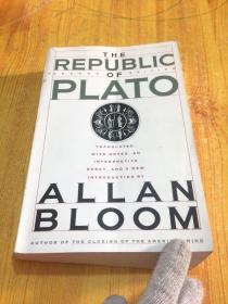 The Republic of Plato(柏拉图的理想国)
