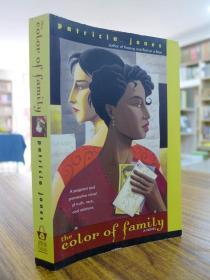 Patricia Joner:THE COLOR OF FAMILY(帕特里夏·琼斯纳:家庭的颜色)