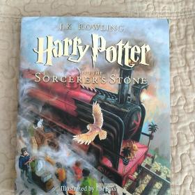 Harry Potter and the Sorcerer's Stone:The Illustrated Edition