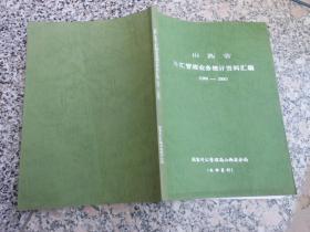 山西省外汇管理业务统计资料汇编1994-2000