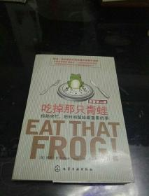 吃掉那只青蛙:拒绝穷忙把时间留给最重要的事