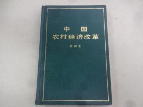 中国农村经济改革