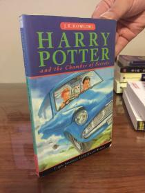 哈利波特Harry Potter and the Chamber of Secrets