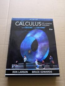 Calculus of a Single Variable: Ap Edition