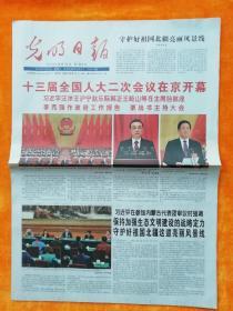 光明日报2019年3月6日