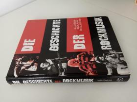 DIE GESCHICHITE DER ROCKMUSK