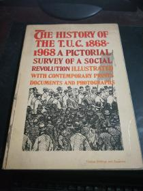 CHE HISTORY OF THE T U C【1868-1968】