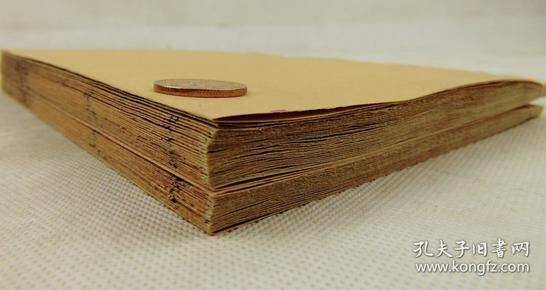 清代*写刻本【小学千家诗】人生必读书,原装2册2卷全。内收重多名家诗集,不同于其他《千家诗》坊间刻本,此版本采用手书上版,精美写刻,纸墨俱精。