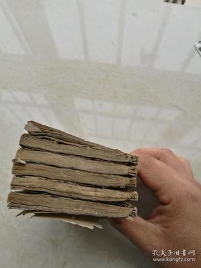 木刻巾箱本,咏史诗腋三十二卷一套全,诗腋外篇四卷一套全,诗腋补篇二卷一套全