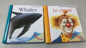 Whales+Le cirque
