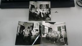 1968红卫兵庆祝南京医学院革委会成立排练节目底片+2004冲洗片三种